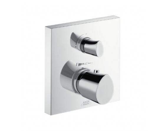 hansgrohe hansgrohe thermostat up axor starck organic 12715000. Black Bedroom Furniture Sets. Home Design Ideas