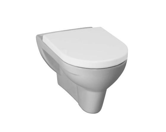 Laufen Wand-Flachspül-WC Pro pergamon