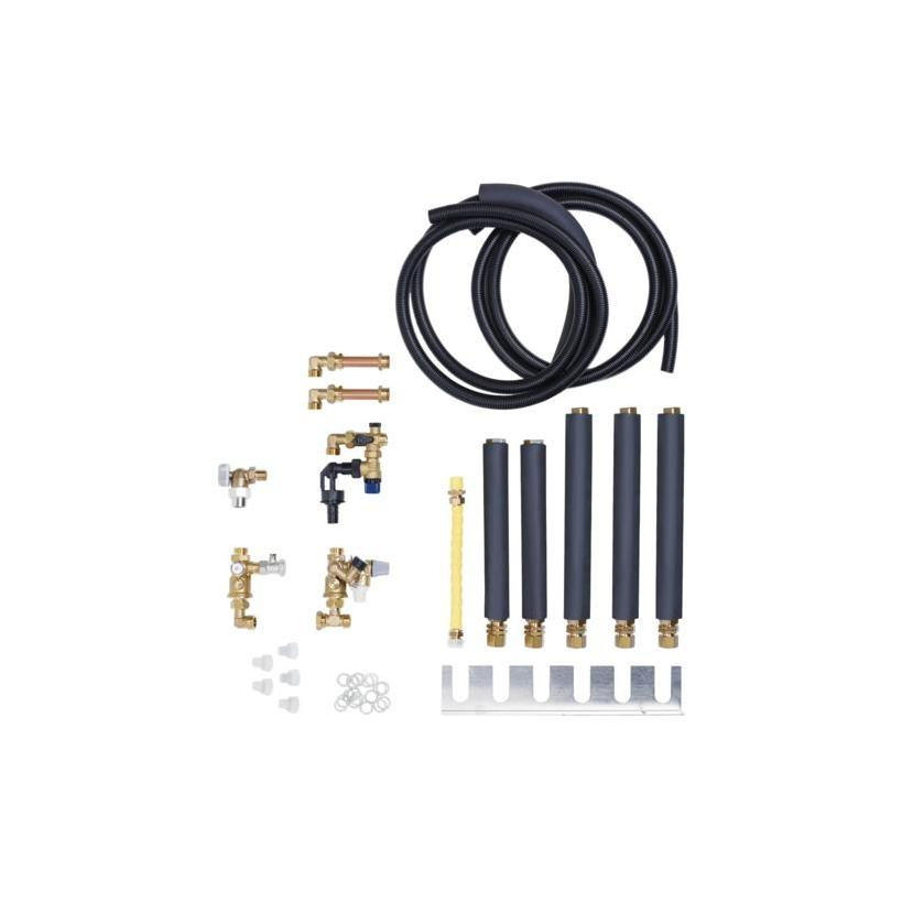 Vaillant Anschlusskonsole Kompaktgerät an bauseitiger Verrohrung 0020170491