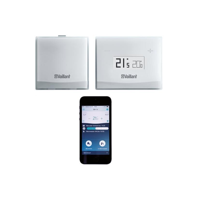 Vaillant Raumtemperaturregler eRELAX für eBUS Geräte 0020197222
