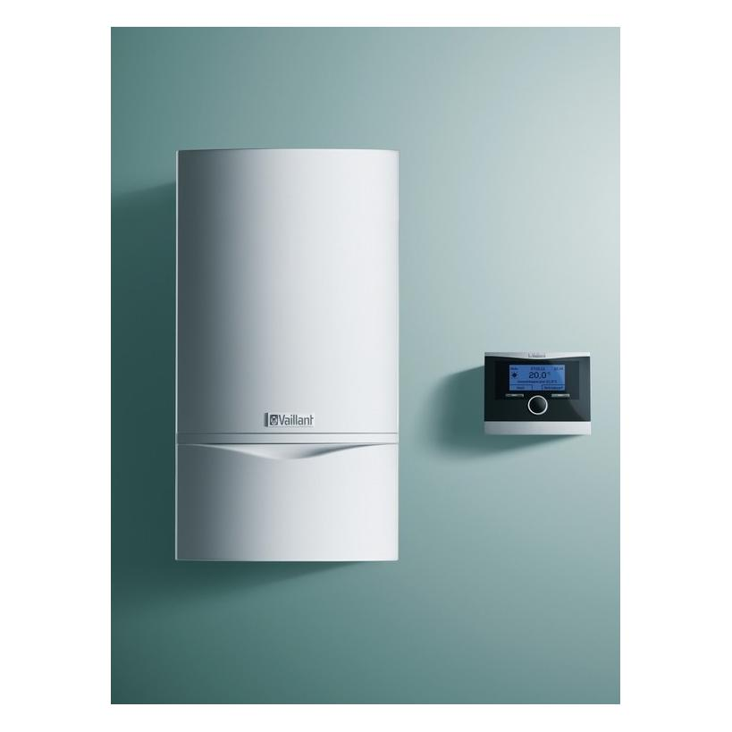 Vaillant atmoTEC exclusiv VC AT 104/4-5A 10 kW H Gas Wandheizgerät Kamin 0010017816