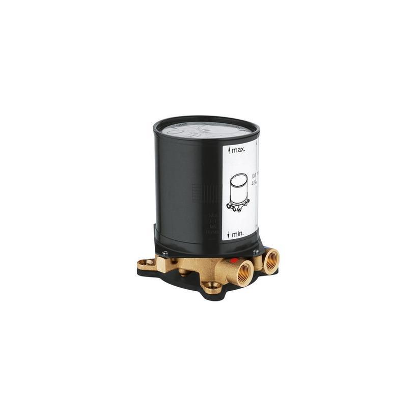 Grohe Rohbauset für freistehende Wanneneinläufe und Mischbatterien 45984001
