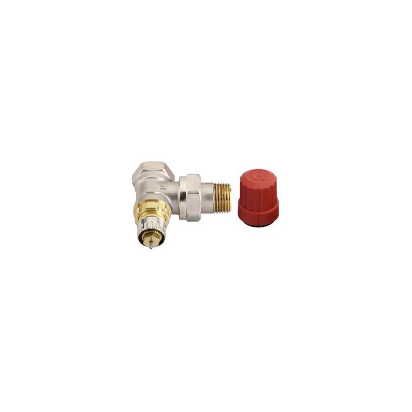 """Danfoss RA-N15 Voreinstellbare Ventilgehäuse 1/2"""" Eck 013G0013"""