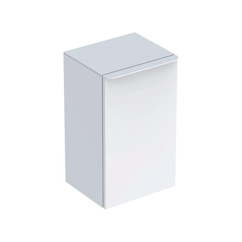 Geberit SmyS Seitenschrank 1-Tür links 360x600x326mm, weiß 500360001