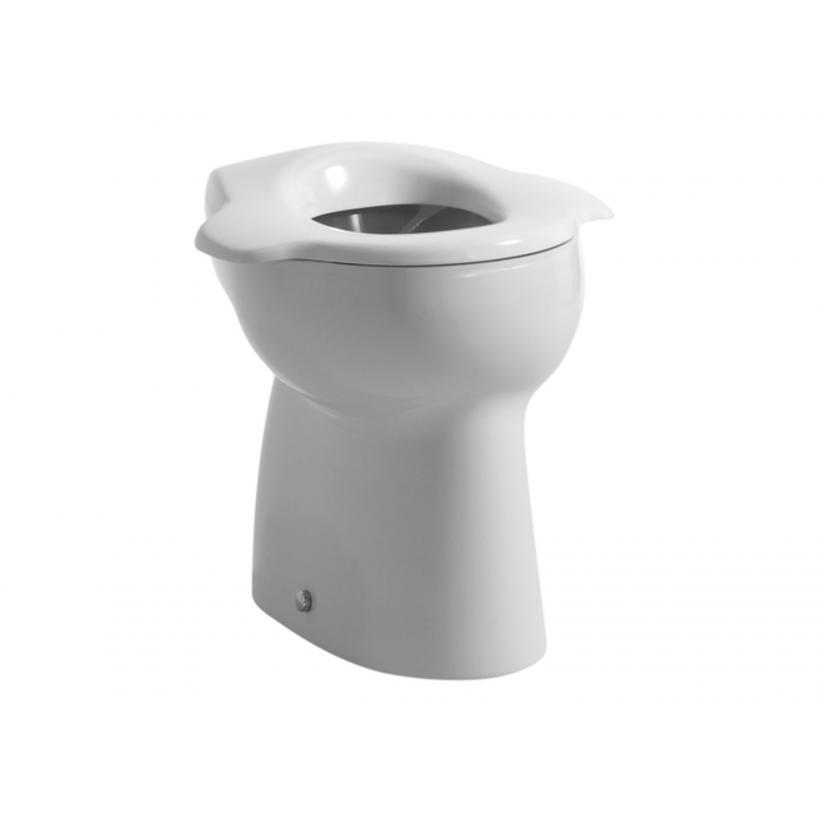 Laufen Stand-Flachspül-WC Florakids 8220360000271