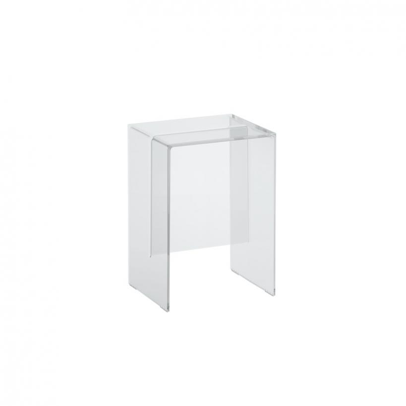 Laufen Kartell Hocker 330x280x465 transparent 3893300840001