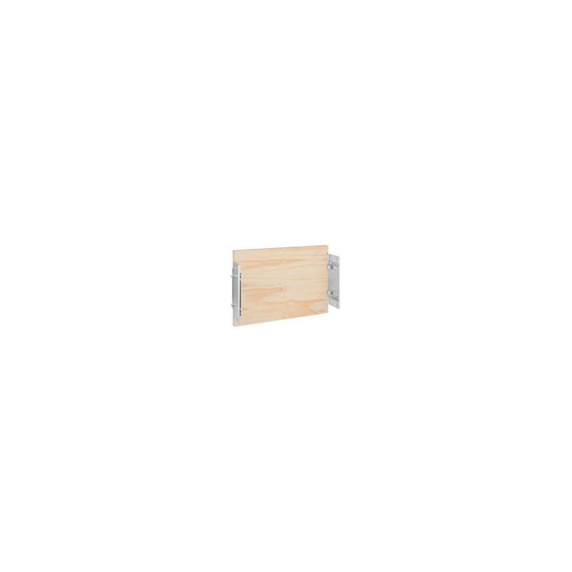 Grohe Rapid Halteplatte Pro für UP-Armaturen/Lüfter 345 x 240 x 20mm 39042000
