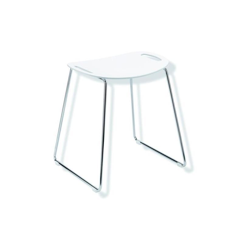 Hewi Duschhocker Sitzfläche in weiß - Hewi 950.51.30098
