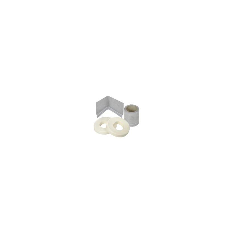 Poresta Systems Österreich Poresta 3D Wannenrand Dichtset Länge 2x2m 18800041