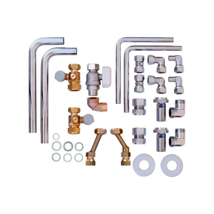 Vaillant VCW-Übergangs-Set AP/UP 0020201901