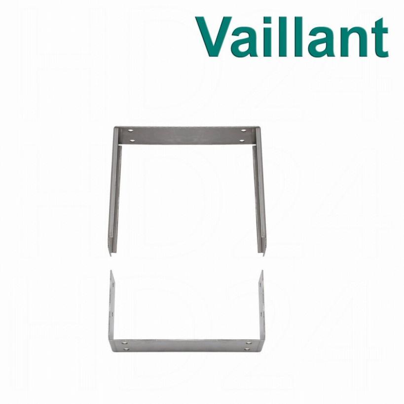 Vaillant Verlängerung für Wandhalterung bis 300 mm Edelstahl