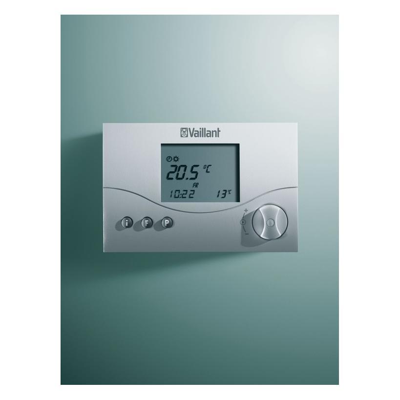 Vaillant Fernbediengeraet VR80 f. Regler calorMATIC 630/auroMATIC 306766